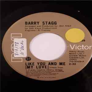 Barry Stagg - Like You And Me (My Love) FLAC