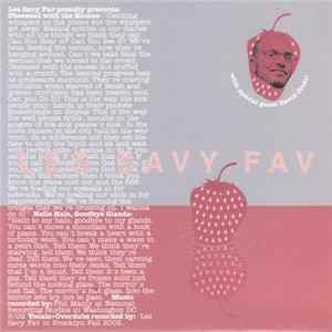 Les Savy Fav - Obsessed With The Excess / Hello Halo, Goodbye Glands FLAC