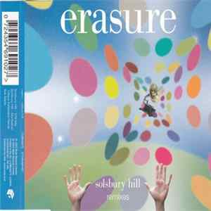 Erasure - Solsbury Hill (Remixes) FLAC