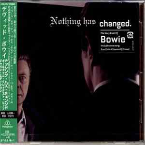 David Bowie - Nothing Has Changed FLAC