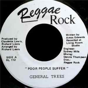 General Trees / Glen Brown & Louie Rankin - Poor People Suffer FLAC