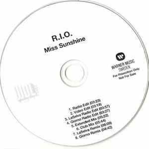 R.I.O. - Miss Sunshine FLAC