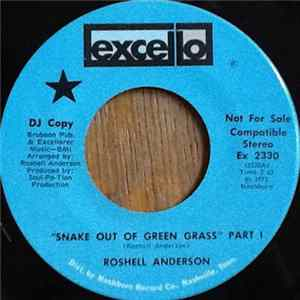 Roshell Anderson - Snake Out Of Green Grass FLAC