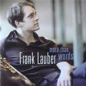Frank Lauber - More Than Words FLAC