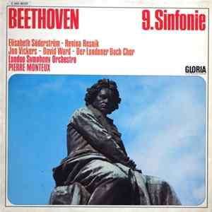 "Beethoven And Pierre Monteux And The London Symphony Orchestra - Symphony No. 9 In D Minor, Op. 125 ""Choral"" FLAC"