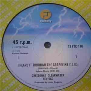 Creedence Clearwater Revival - I Heard It Through The Grapevine FLAC